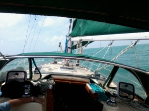 Sailing from St Thomas VI