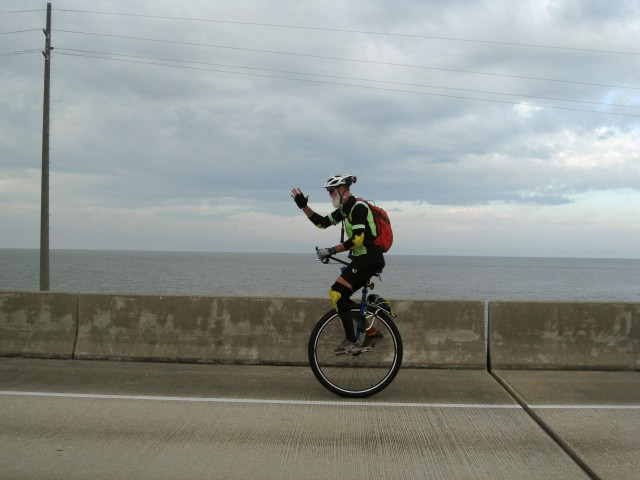 Starting Over Dauphin Island Causeway