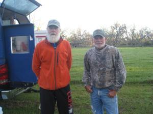 Marshall and Dave