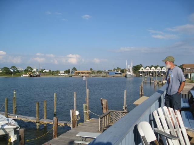 Pelican Pub Dock